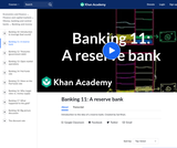 Banking, Money, Finance: Introduction to the Idea of a Reserve Bank