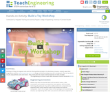 Build a Toy Workshop