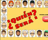 Beginner/Intermediate Spanish game, ¿Quién será?