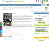 Portable Wheelchair Ramp Challenge