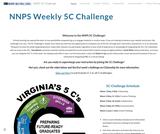Newport News Public Schools 5C-Challenge