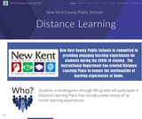 NKCPS Distance Learning 2020