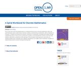 A Spiral Workbook for Discrete Mathematics