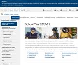 Arlington Public Schools School Year 2020-21