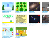 Game Design in Scratch