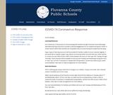 Fluvanna County Public Schools COVID-19 Response
