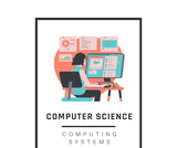 Grade 6 Computer Science: Computing Systems Vocabulary Posters