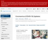Arlington County Public Schools Coronavirus (COVID-19) Updates
