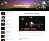 Our World: Sun's Position