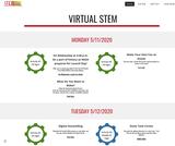 Newport News Public Schools' Virtual STEM page