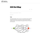$20 Dot Map
