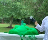 Breaking Down Some Foamy Fun | Cooking Up Science with Miss America