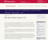 Grade 2: Reading Foundations Skills Block: Module 3
