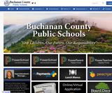 Buchanan County Public Schools Main web page