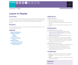Hour of Code 1.4: Playlab