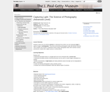 Capturing Light: The Science of Photography (Advanced Level)