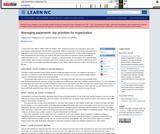 Managing Paperwork: Top Priorities for Organization