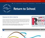 Botetourt Return to School page