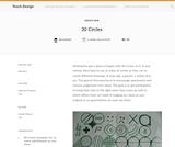 Teach Design : 30 Circles
