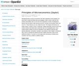 Principles of Microeconomics: Saylor