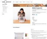 Bubble Suspension