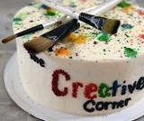 Art for Dessert | The Creative Corner