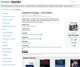 Database Design-2nd Edition