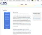 COVID-19 – Henrico County Public Schools