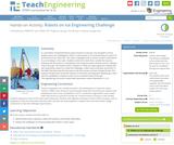 Robots on Ice Engineering Challenge