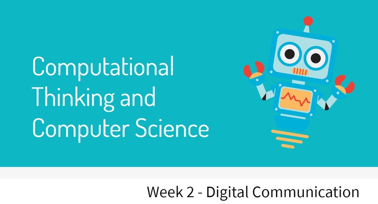 Digital Communication - CS/CT Elementary Hyperdoc