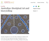 Australian Aboriginal Art and Storytelling