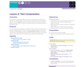 Hour of Code 2.2: Text Compression