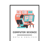 Grade 6 Computer Science: Data & Analysis Vocabulary Posters