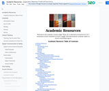 Academic Resources for Virtual Counseling