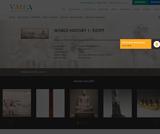World History 1: Egypt - Virginia Museum of Fine Arts