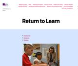 Caroline County Return To Learn