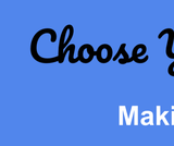 Choose Your Own Adventure Module: Making and Makerspaces