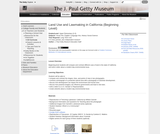 Land Use and Lawmaking in California (Beginning Level)