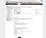 Capturing Light: The Science of Photography (Beginning Level)