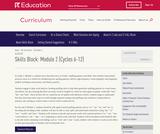 Grade 2: Reading Foundations Skills Block: Module 2