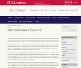 Grade 2: Reading Foundations Skills Block: Module 1