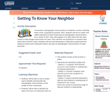 Getting To Know Your Neighbor