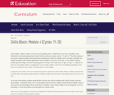 Grade 1: Reading Foundations Skills Block: Module 4