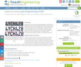 Java Programming of OCR