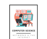 Grade 5 Computer Science: Networks & the Internet Vocabulary Posters