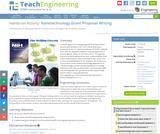Nanotechnology Grant Proposal Writing