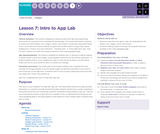 Hour of Code 1.7: Intro to App Lab
