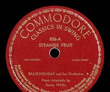 """""""Strange Fruit"""" and the Music of Protest"""