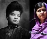Ida B. Wells and Malala Yousafzai