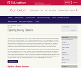 Grade 3: Language Arts: Module 3: Exploring Literary Classics (Second Edition)